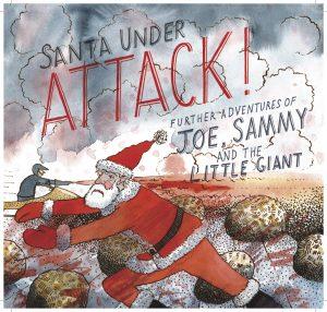 SantaUnderAttack